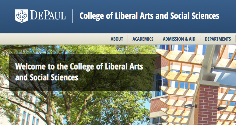 the impact of interdisciplinary studies in liberal arts Cross-departmental degree programs the college of liberal arts and sciences offers graduate degrees that cross multiple departments and units for information on these, see.