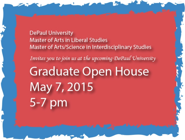 Graduate Open House Graphic 2