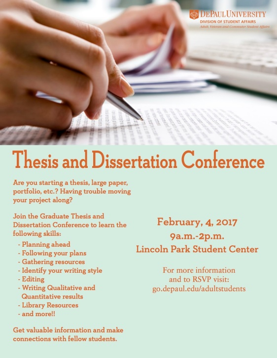 Thesis and dissertation help
