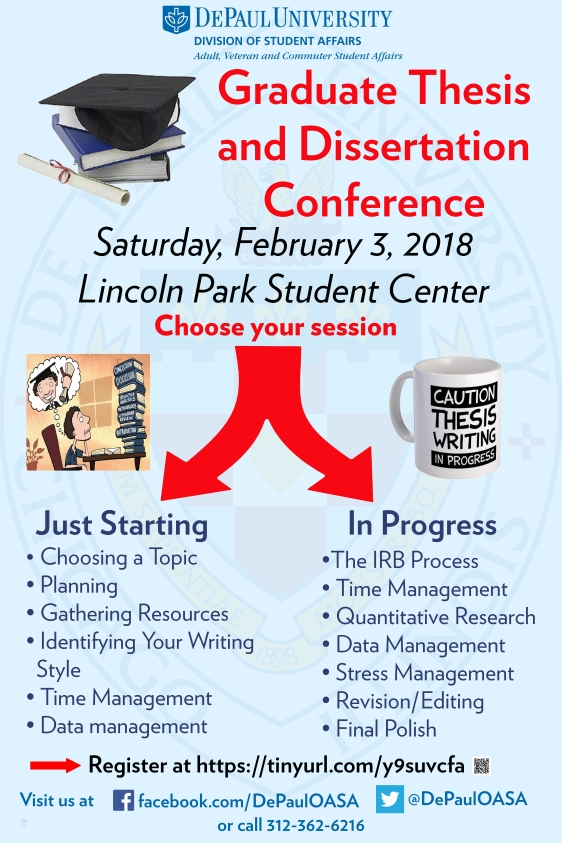 Thesis Dissertation Conference